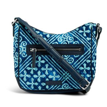 Vera Bradley Mini Vivian Crossbody Cuban Tiles