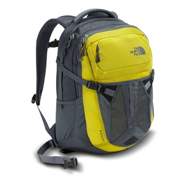 The North Face Recon Backpack - Acid Yellow/TurbineGrey