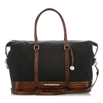 Brahmin Duxbury Weekender Travel Bag Pecan Melbourne