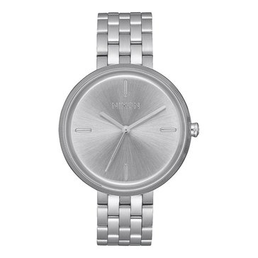 Nixon Women's Vix Stainless Steel Watch, 34mm