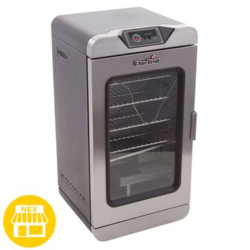Char-Broil Digital Electric Smoker With Smartchef WiFi-Enabled Technology