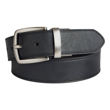 Columbia Men's Reversible 38MM Belt with Logo Buckle - Brown/Black
