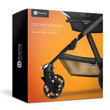 4moms Moxi Stroller Infant Car Seat Adapter (Compatible w/ 4moms)