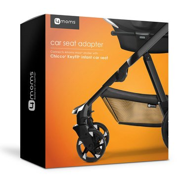 4moms Moxi Stroller Infant Car Seat Adapter (Compatible w/ Chicco)