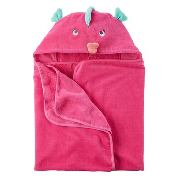 Carter's Baby Girls' Fish Puppet Towel