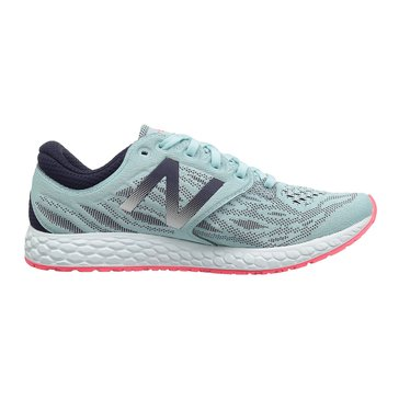 New Balance Fresh Foam Zante Women's Running Shoe Ozone Blue/ Bright Cherry