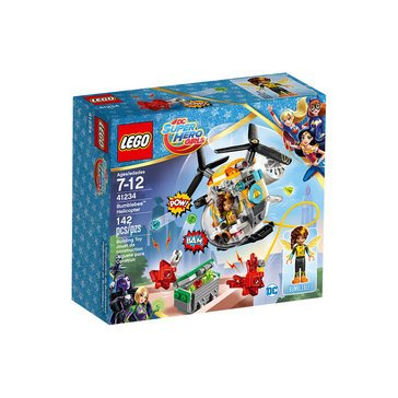 LEGO DC Super Heroes Bumblebee Helicopter (41234)