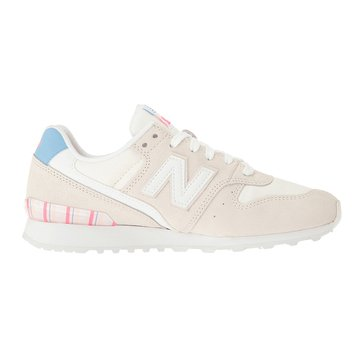 New Balance WL696OSA Women's Running Shoe Sea Salt/ White