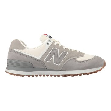 New Balance ML574RSA Men's Running Shoe Steel/ Silver Mink