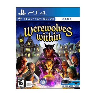 PlayStation VR Werewolves Within