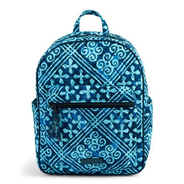 Vera Bradley Leighton Backpack Cuban Tiles