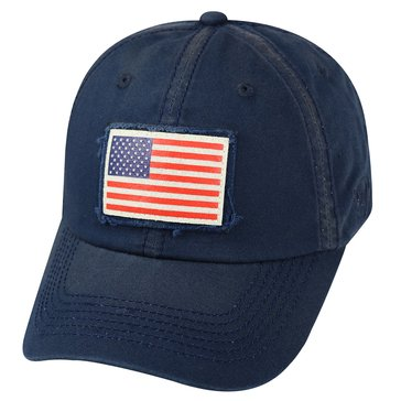 Top Of The World  USN U.S. Flag Knit Cap