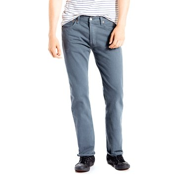 Levi's Men's 501 Original Fit Garment Dye Jeans