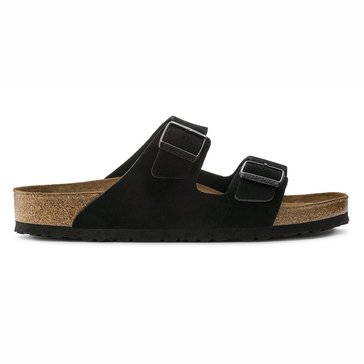 Birkenstock Arizona Women's Sandal Black Suede