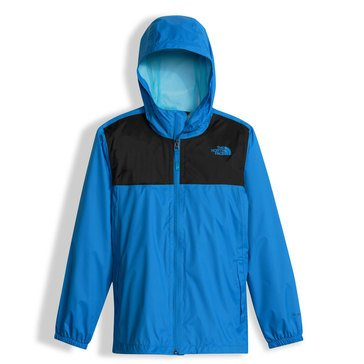 The North Face Big Boys' Zipline Rain Jacket, Blue