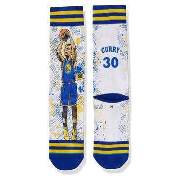 Stance Men's TF Curry 200 Needle Large Socks