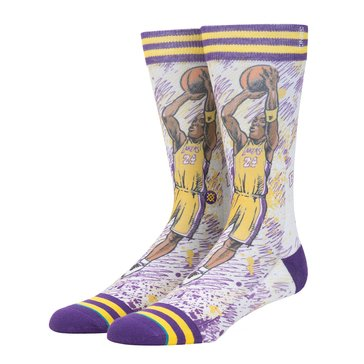 Stance Men's TF Kobe 200 Needle Large Socks