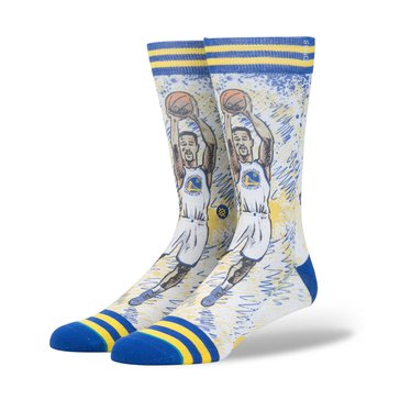 Stance Men's TF Klay 200 Needle Large Socks