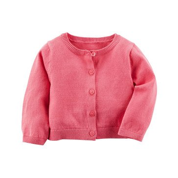 Carter's Baby Girls' Cardigan, Pink