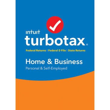 Turbo Tax Home & Business 2016
