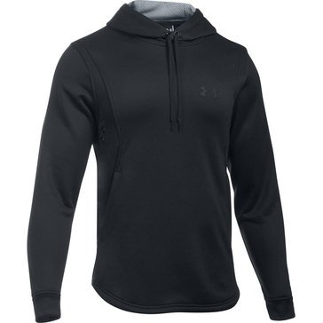 Under Armour Men's Baseline Pullover Hoody Black/Steel
