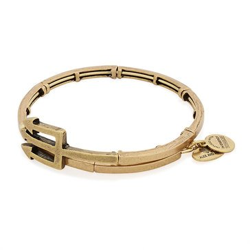 Alex and Ani Trident Metal Wrap