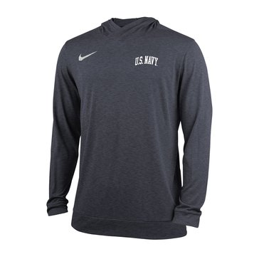 Nike Men's U.S. Navy Arched Dry Top Hoodie