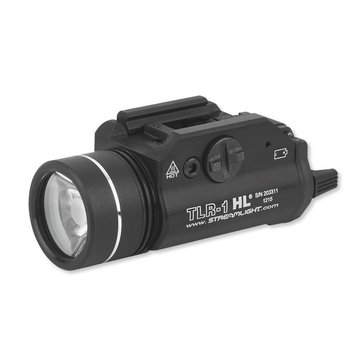 Streamlight TLR-1 HL Weapon Mount Tactical Flashlight With Strobe