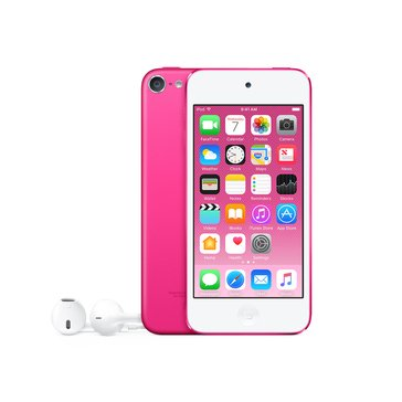 Apple iPod Touch - 128GB - Pink (MKW2LL/A)