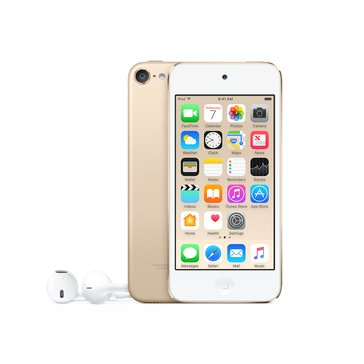 Apple iPod Touch - 128GB - Gold (MKWM2LL/A)