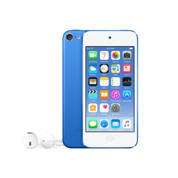 Apple iPod Touch - 128GB - Blue (MKWP2LL/A)