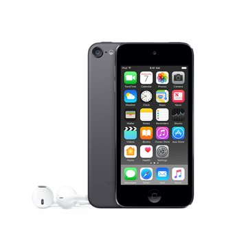 Apple iPod Touch - 128GB - Space Gray (MKWU2LL/A)
