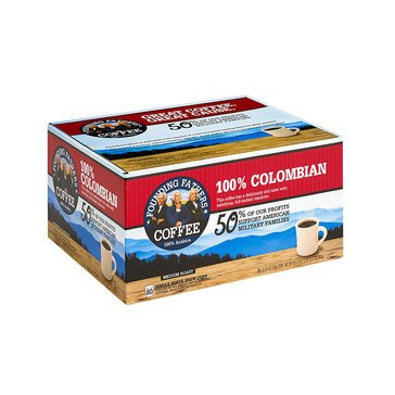 Founding Fathers 100% Columbian K-Cup Pods, 80-Count