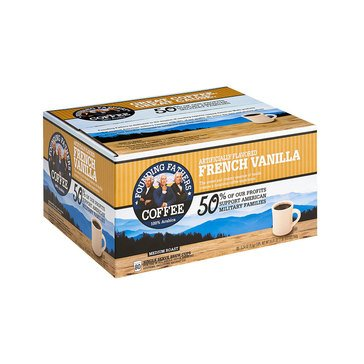 Founding Fathers French  Vanilla K-Cup Pods, 80-Count