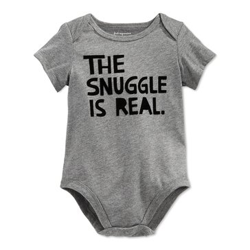 First Impressions Newborn The Snuggle Bodysuit