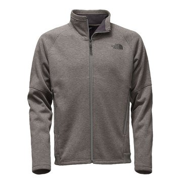 The North Face Men's Far Northern Full Zip Jacket - Gray Heather