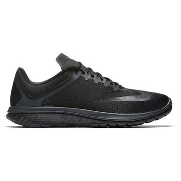 Nike FS Lite Run 4 Men's Running Shoe Black/ Anthracite