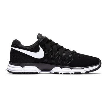 Nike Lunar Fingertrap Men's Training Shoe Black/ White/ Black