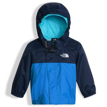The North Face Baby Boys' Tailout Rain Jacket, Clear Lake Blue