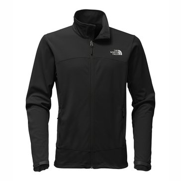 The North Face Men's Cipher Hybrid Soft Shell - Black