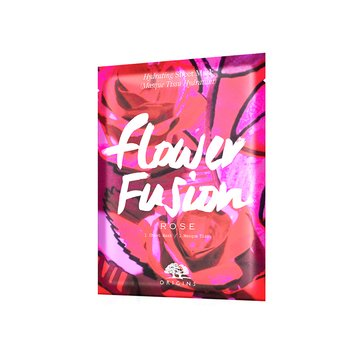 Origins Flower Fusion Hydrating Sheet Mask - Rose