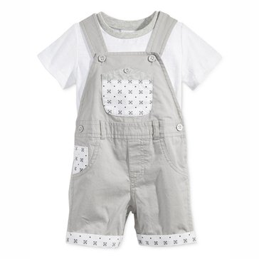 First Impressions Baby Boys' Bandana Shortall