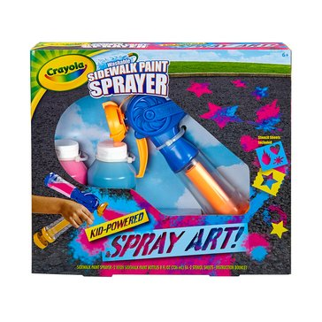 Crayola Sidewalk Paint Sprayer