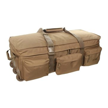 Sandpiper of California Rolling Loadout Bag - Coyote Brown