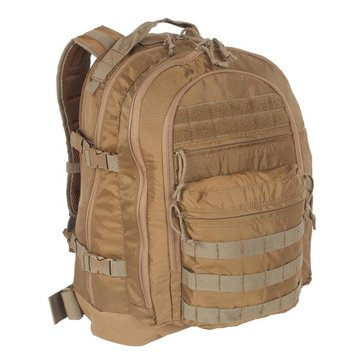 Sandpiper of California Three Day Pass Elite Lite Backpack - Coyote Brown