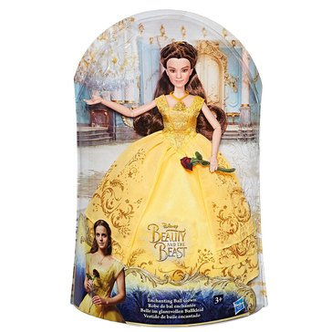 Beauty & The Beast Belle's Enchanting Ball Gown