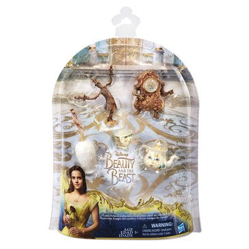 Beauty & The Beast Little Kindgom Castle Friends Collection