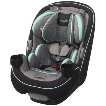 Safety 1st Grow & Go 3-in-1 Convertible Car Seat - Aqua Pop