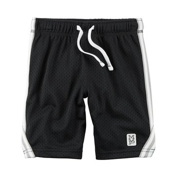 Carters' Little Boys' Active Shorts, Black