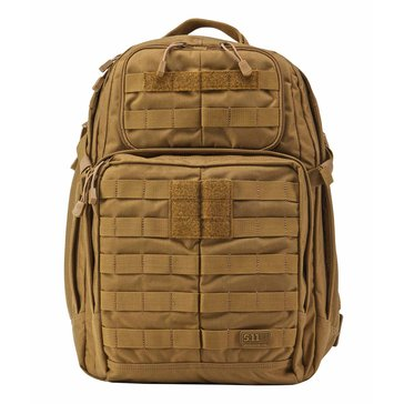 5.11 Rush 24 Double Tap Backpack - Flat Dark Earth